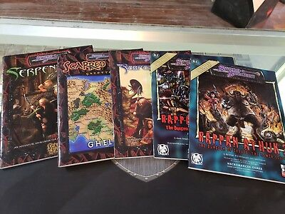 Dungeons & Dragons Sword & Sorcery Lot