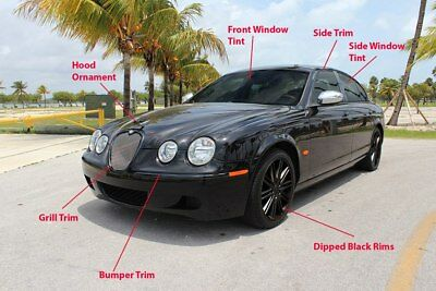 2008 Jaguar S-Type  RARE FIND 2008 Jaguar S-Type - Only 80k miles with CarFax included!