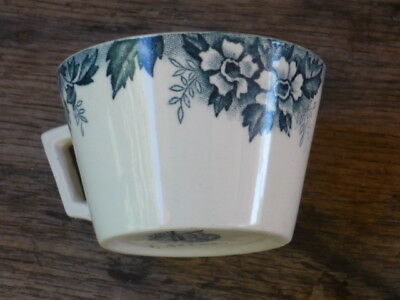 Ancienne Tasse A Cafe The Signee Moulin Des Loups St Amand Decor Marie Louise