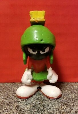 Marvin Martian Angry Cake Topper Looney Tunes Warner Bros Applause Vintage