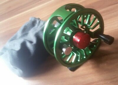 Maxcatch Avid #3/4 Fliegenrolle Fly Reel NEU
