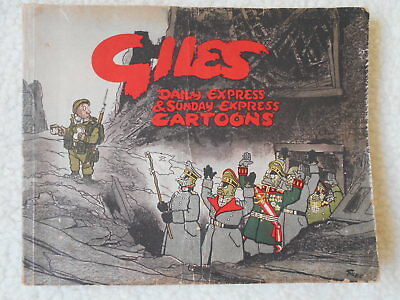 Giles annual no.1 First series 1943-45