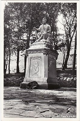Hogg's Monument, St. Mary's Loch, Nr DRYHOPE, Selkirkshire RP