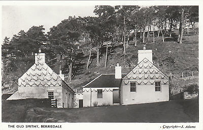 The Old Smithy, BERRIEDALE, Caithness - Adams RP