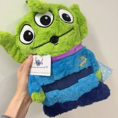 Primark DISNEY TO STORY ALIEN Hot Water Bottle and Cover