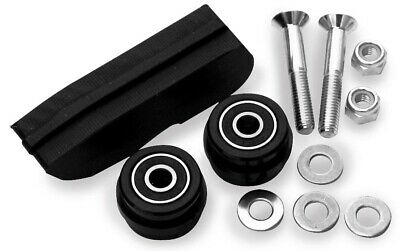 T.M. Designworks ZDR-002-BK Replacement Rollers - Dual Rollers