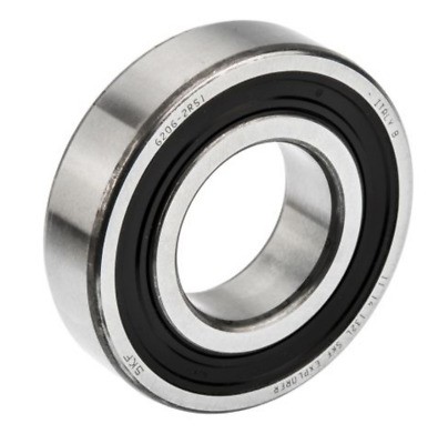 SKF 6206-2RS1 Deep Groove Ball Bearing Rubber Sealed 30mm x 62mm x 16mm