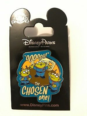 Disney Toy Story Aliens Pin 107884 - Ooooh! The Chosen One!