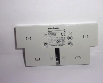 Allen Bradley  Auxiliary Contact Block  100 D S1 11  New No Box