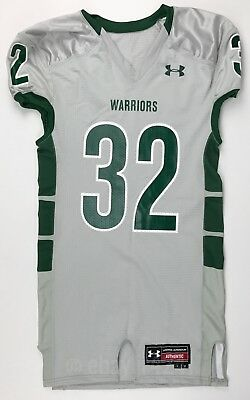 36b23f216 New Under Armour Men s L University of Hawaii Warriors Football Game Jersey   32