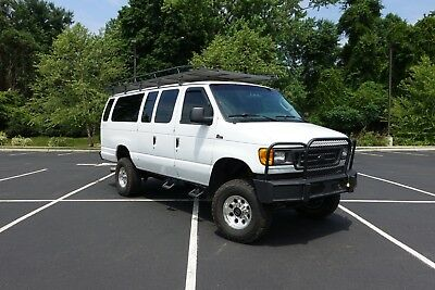 2003 Ford E-Series Van E-350 Quigley 4x4 7.3 Powerstroke 2003 Ford E-350 Quigley 4x4 7.3 Powerstroke