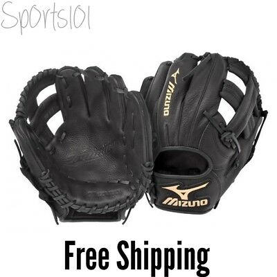 Mizuno Classic Pro GXT2A Training Baseball Glove Right Hand Thrower Black