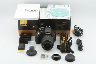 Nikon D5100 18-55 VR kit Very Good  Condition  #952