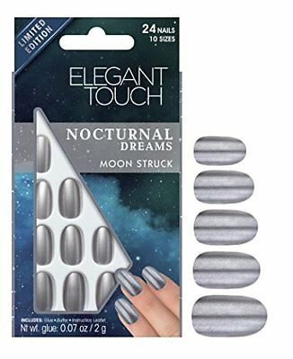 Elegant Touch nocturne Collection Soin des ongles, lune Struck