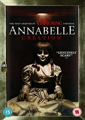 Annabelle: Creation [DVD + Digital Download] [2017] -  CD YIVG The Fast Free