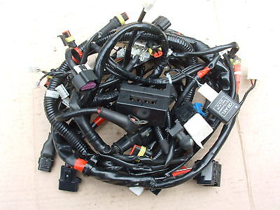 Piaggio Fly 150 Ie 3V 2015 Mod Electrical Harness Good Condition
