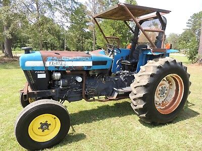 1996 Ford New Holland 5030 Farm/Utility Diesel Tractor in Mississippi NO RESERVE