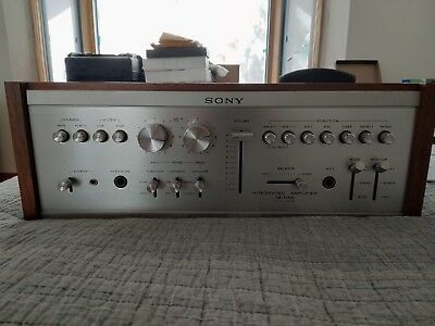 Pre-Owned Sony TA-1150 Integrated Amplifier