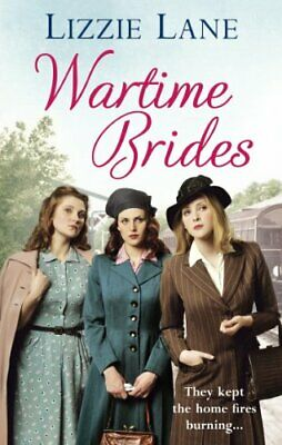 Wartime Brides by Lane, Lizzie Book The Cheap Fast Free Post