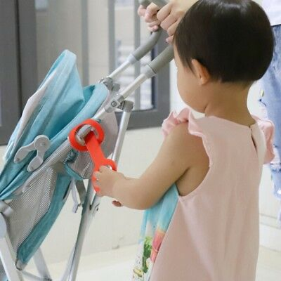 Anti-lost Baby Safety Walking Stroller Harness Traction Belt Toddler Handle B