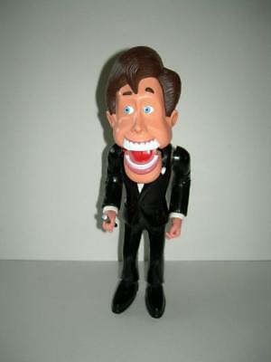 "Jerry Lewis Figure / Statue, Hard Plastic 13"" Tall, Jointed Arms, Neck, Mouth"