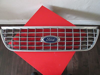 """2002-2005 Ford Explorer Grille """"Factory ABS Chrome"""" USED"""