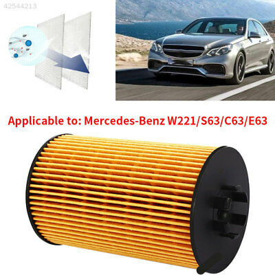 Fits Multiple Models for Benz W221/S63/C63/E63 GBD Auto Oil Filter