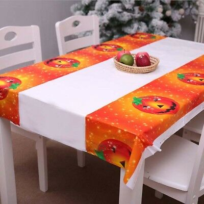 Halloween Xmas New Year Table Cover Family Party Table Decor B