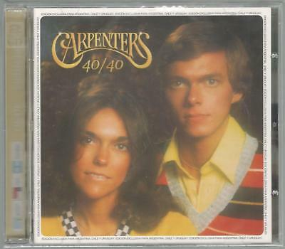 The Carpenters 40/40 Sealed 2 Cd Set New