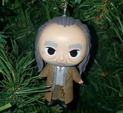 Harry Potter Christmas Ornament Argus Filch