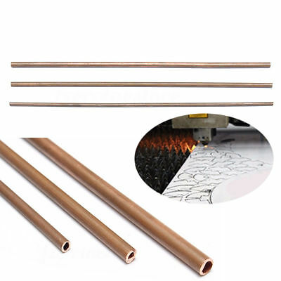 Copper Tube Plumbing Pipe/Tube DIY Rod 3mm - 5mm Inner Diameter 300mm Length