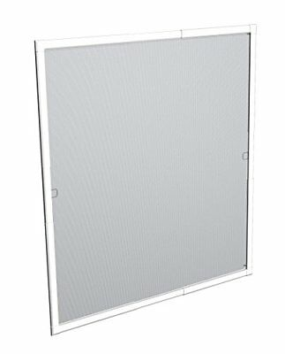 Windhager 03631 Marco ventana Flexi Fit 130 x 150 W, color blanco, 130 x 150 cm