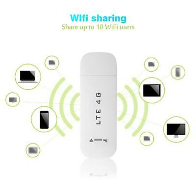 100Mbps 4G LTE USB Modem Network Adapter WiFi Wireless Router Qualcomm 9200 CO