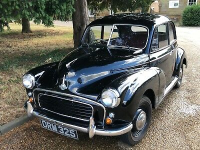 Morris Minor Split Screen Series 2 1954