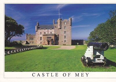 POSTCARD: Castle of Mey, Caithness