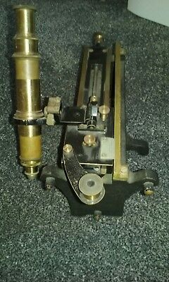 Really Nice Antique Brass And Cast Scientific  Item
