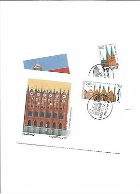 67506 / Privatpost Lot FDC Nordbrief