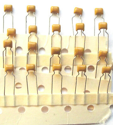 5mm pitch Multilayer x10pieces 0.1uf 50v 20/% Z5U Marked 104 100nf 100,000PF