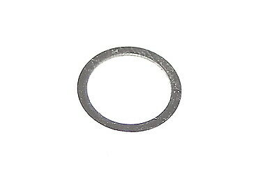 """100 Pieces Potentiometer Or Switch Fixing Washer 3/8"""" - Very Thin"""