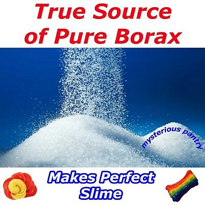 Borax - UK Your Source of Sodium Tetraborate Decahydrate - Slime Activator