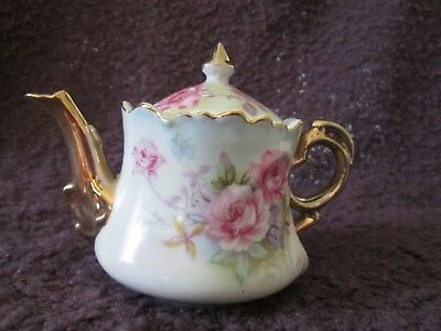 Lefton China Single Serve Teapot 6712