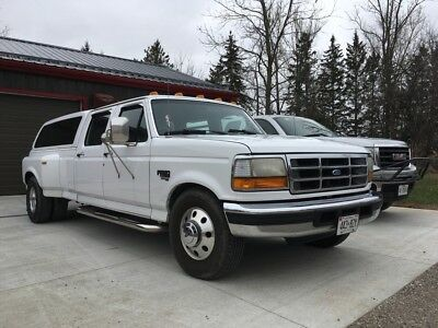 1997 Ford F-350 XLT 1997 original Texas truck 7.3 powerstroke