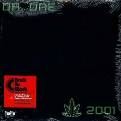 Dr. Dre - 2001 (The Chronic 2001) Vinyl 2LP DAre0114241