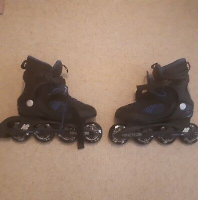 Inline Skates - K2 kinetic 78 - Used only once - Women's size UK 7