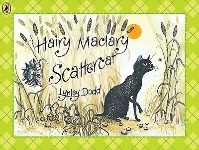 Hairy Maclary scattercat by Lynley Dodd (Paperback) Expertly Refurbished Product