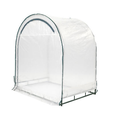 True Shelter 6' Ft. W x 4' Ft. D Greenhouse