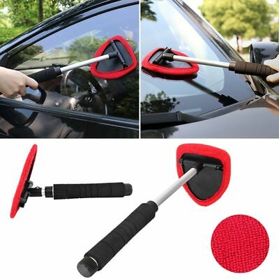 Wash Cleaning Tool Microfiber Brush Long Handle Car Window Cleaner Windshield