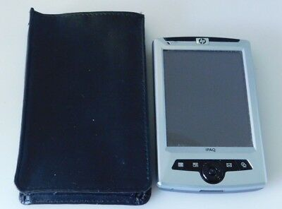 HP Ipaq PDA Model number IZ1710 with windows Tablet No Charger or cables. Spares