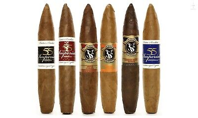 Box of cigars. Bundle of 6 (#171)