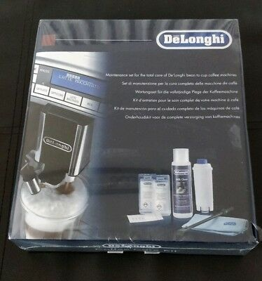 Coffee Care Kit 5513292831 Cleaning Maintenance Machines Coffee' Delonghi